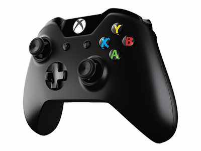 Microsoft Xbox One Wireless Controller With Play And Charge Kit