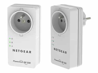 Netgear Powerline Xavb5401