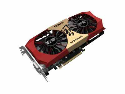 Palit Geforce Gtx 760 Jetstream Tarjeta Grafica Ne5x760010g2j