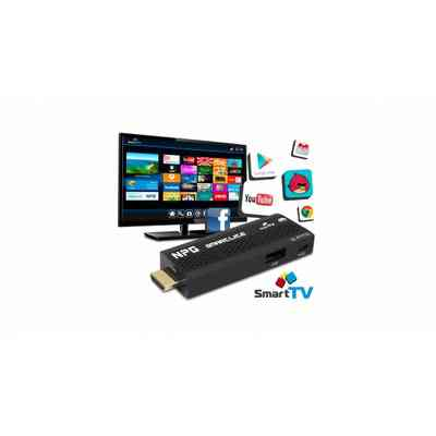 Smart Tv Npg Mini Stick Atm12 Andr 404