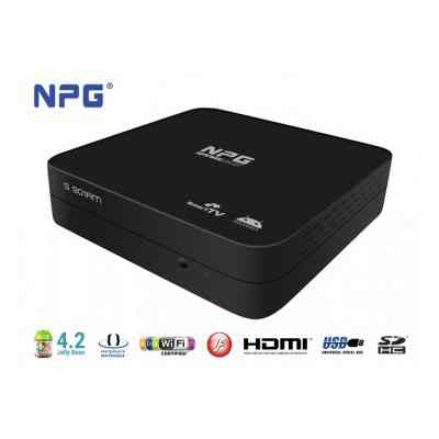 Smart Tv Npg Sobrem S901am Andr 42 Wifi