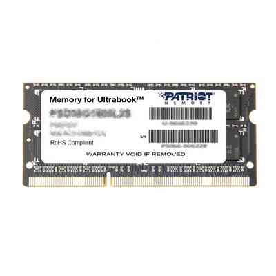 Sodimm Ptr 4gb 1333mhz Ddr3 Cl9