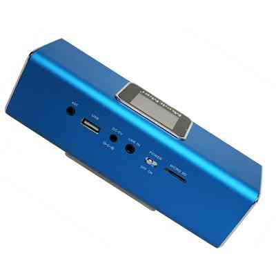 Sound Station Music Man Stereo Azul  Lc
