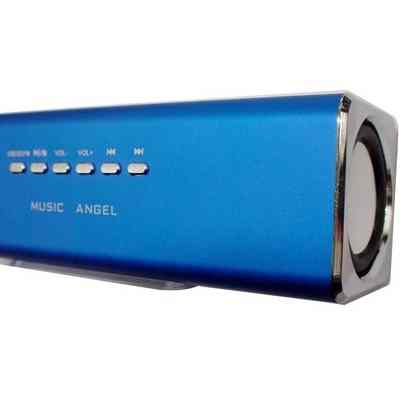 Sound Station Music Man Stereo Azul 20