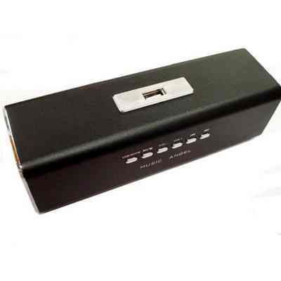 Sound Station Music Man Stereo Negro 2