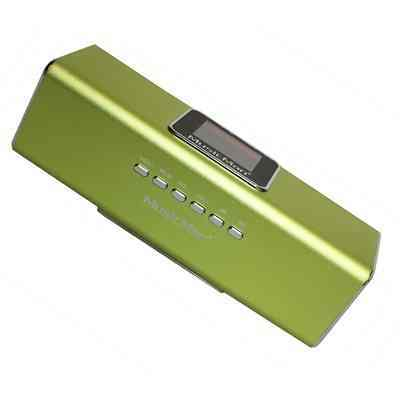 Sound Station Music Man Stereo Verde  L