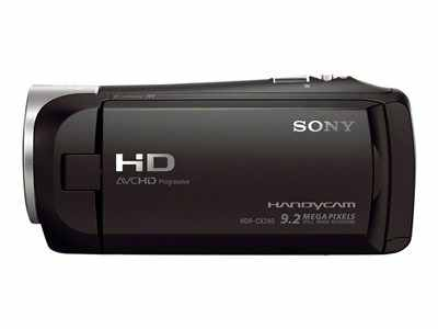 Sony Handycam Hdr Cx240e