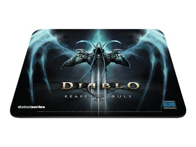 Steelseries Qck Diablo Iii Reaper Of Souls Edition