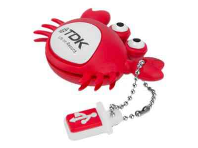 Tdk Fun Series Crab