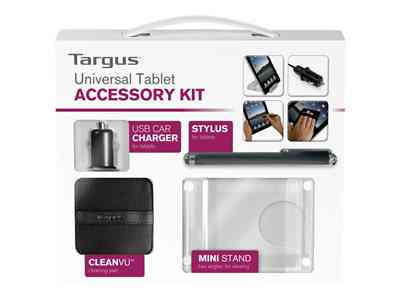 Ver Targus Universal Tablet Accessory Kit