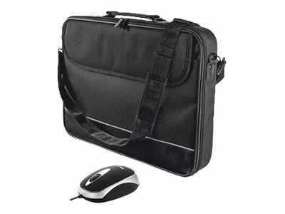Ver Trust Notebook Bag with mouse