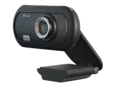 Trust Verto Wide Angle Hd Video Webcam 19401
