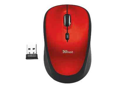 Ver Trust Wireless Mouse Yvi 19522