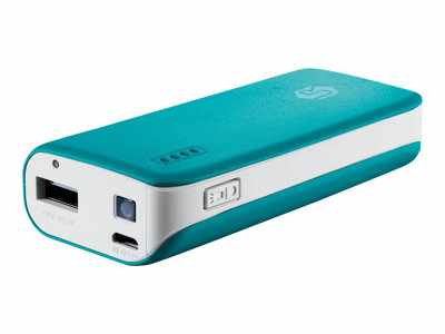 Power Bank 440mah Movil Black