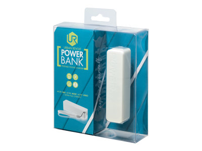 Urban Revolt Power Bank Portable Phone Charger