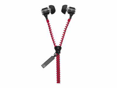 Urban Revolt Zipper In Ear Headset 19283
