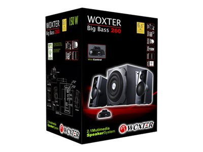Woxter Big Bass 260 So26 026