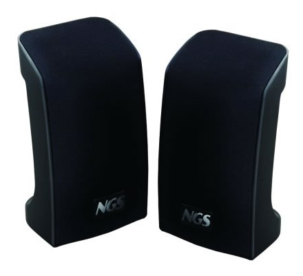 Ngs Altavoces Sbpowered 20usb