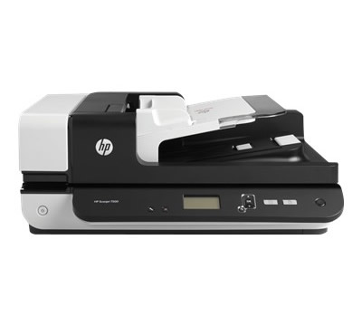 Hp Scanjet Enterprise 7500