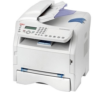 Oki Office 2530 Faxes