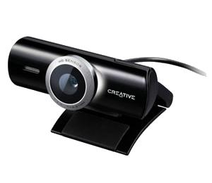 Webcam Creative Live Cam Socialize Hd