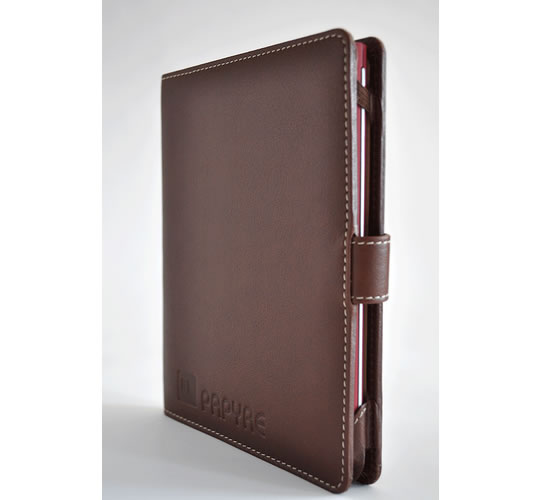 Papyre Funda 6 2 Polipiel Marron