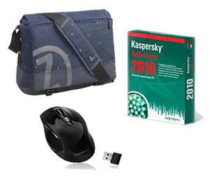 Kit Maletin Antivirus Raton
