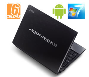 Acer As One 255 160 W7 6 Ng10