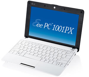 Asus Eee Pc 1001px Seashell White