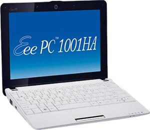 Asus Eee Pc 1001ha Seashell
