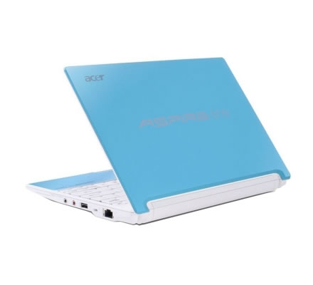 Acer Aspire One Happy 1gb 160gb 10led W7 6c Azul