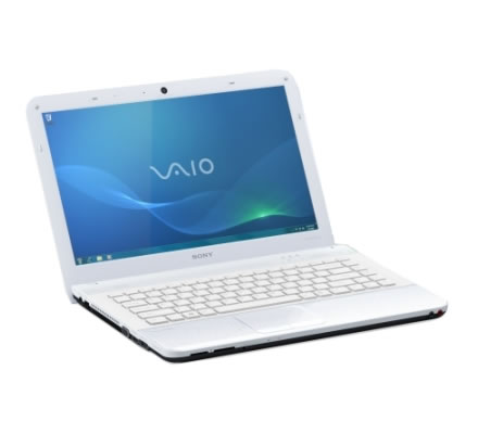 Sony Vaio Ea3s1e I3-370m 4gb 500gb 14led Blanco