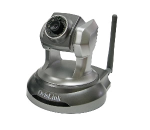 Ip Ovislink Motorizada Wireless Ccd Zoom Op 10x
