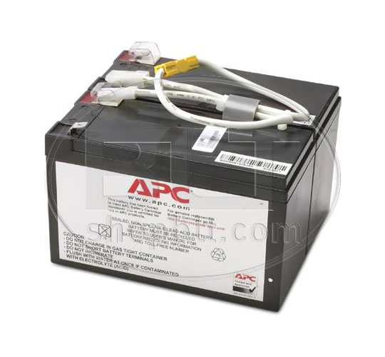 Ver APC REPLACEMENT BATTERY CARTRIDGE 109