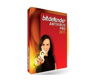 Antivirus Bit Defender 2011 3 Usuarios