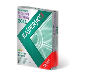 Antivirus Kaspersky Internet Security 2011 5 Usuarios