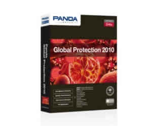 Antivirus Panda Global Protection 2010 1 Usuario