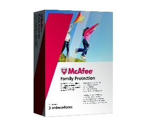 Mcafee Family Protection 3 Usuarios