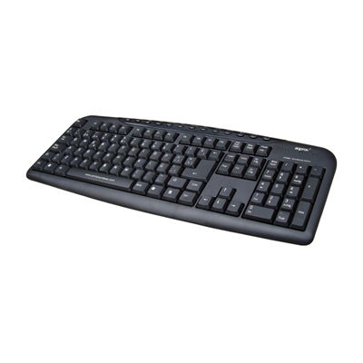 Teclado Multimedia Estandard Usb Approx
