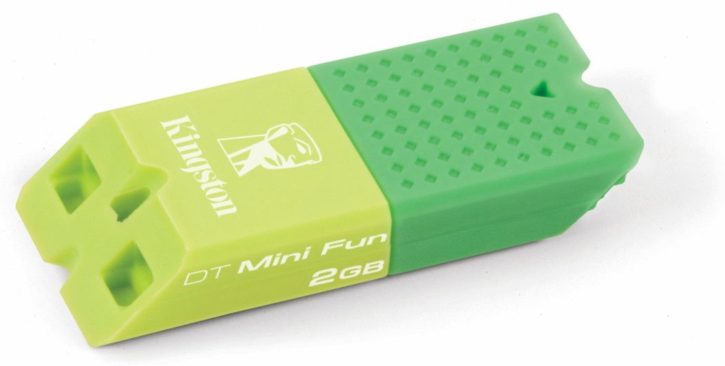 Pen Drive 2gb Kingston Mini Fun