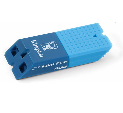 Pen Drive 4gb Kingston Mini Fun