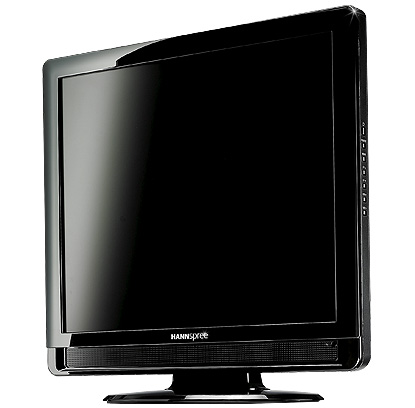 Tv Lcd 19 Hannspree Ht11 Hdmi