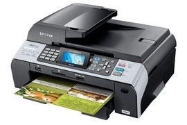 Multifuncion Tinta Brother Mfc-5890cn A3