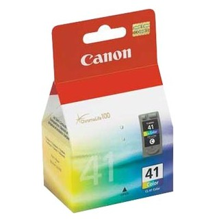 Ver CARTUCHO DE TINTA COLOR CL-41 CANON