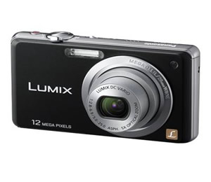 Camara Digital Lumix Dmc-zx1 Negra Panasonic