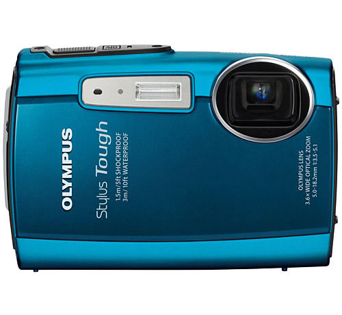 Olympus Tough-3000 Azul