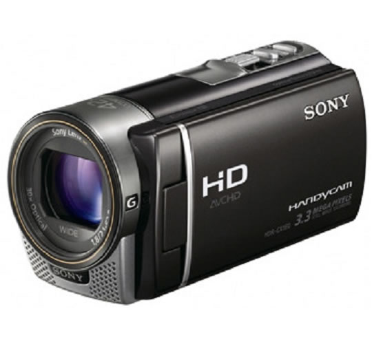 Sony Hdr Cx160