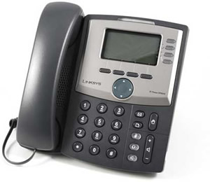 Telefono Cisco Small Business Pro Spa922