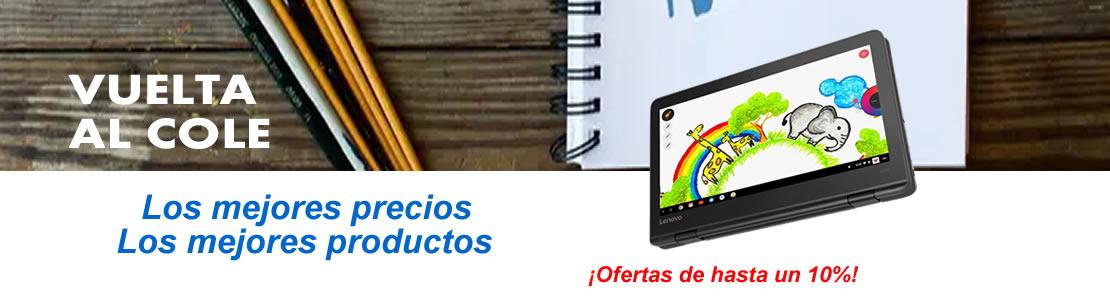 Vuelta al cole - PcExpansion.es