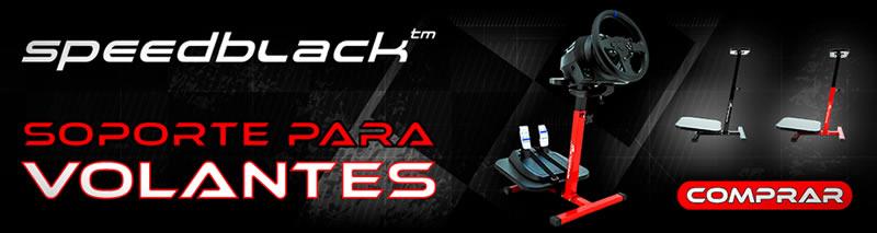 Soportes speedblack - PcExpansion.es